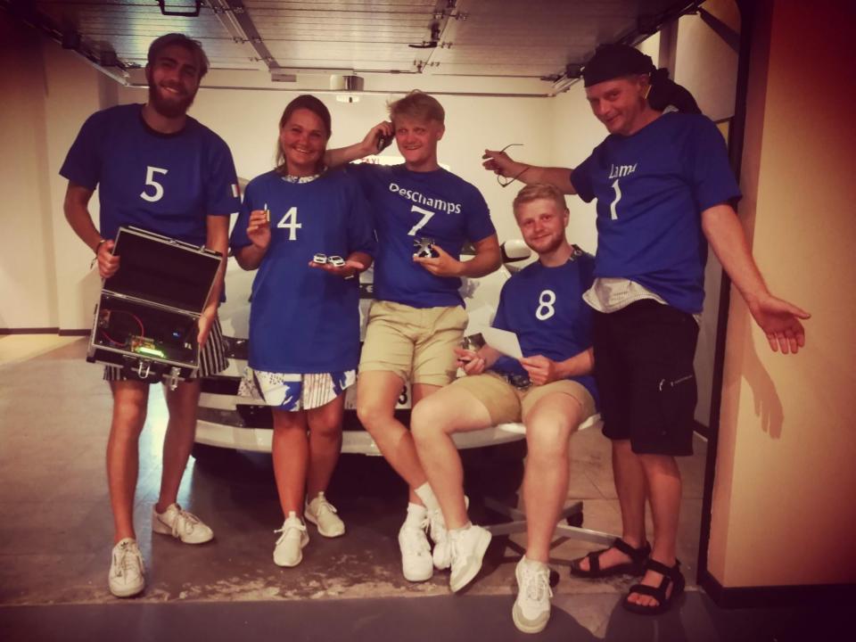 Escape Room Team Sønderborg
